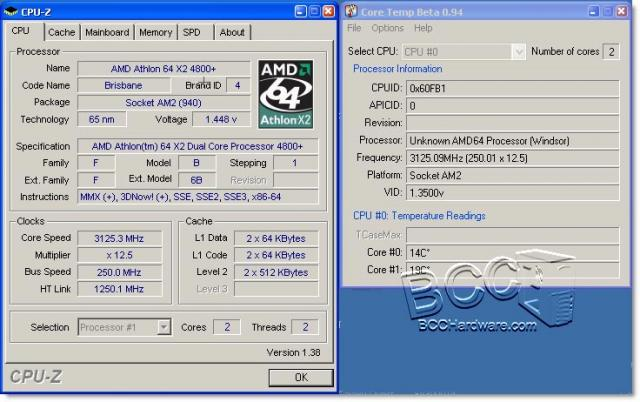 High CPU Speed