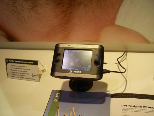 X-Micro GPS
