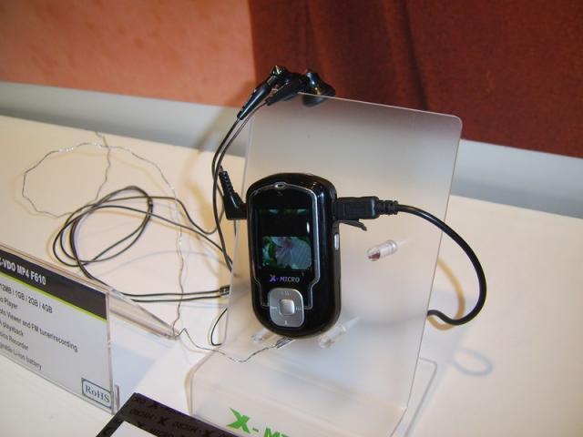 X-Micro MP3 Player