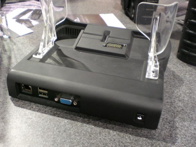 Switchback Docking Station - Rear