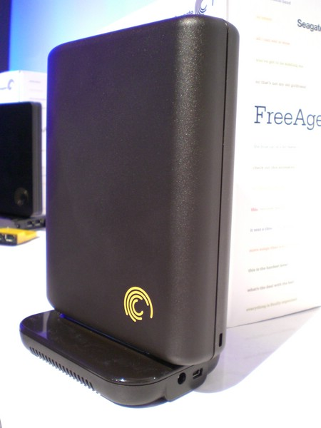 Seagate FreeAgent Pro