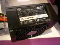 Cooler Master Power Supply - 850W Continuous @ 85% Efficientcy, 1000W Max Surge.  First Power Supply with 6 12V rails.