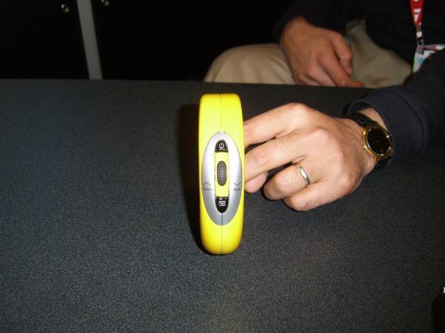 Four Button Remote