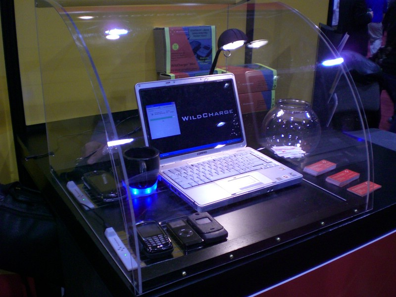 Wildcharge Booth