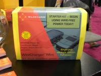 Wildcharge front of box