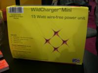 Wildcharge rear of box