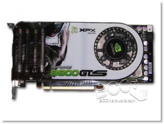 XFX 8800GTS - Full