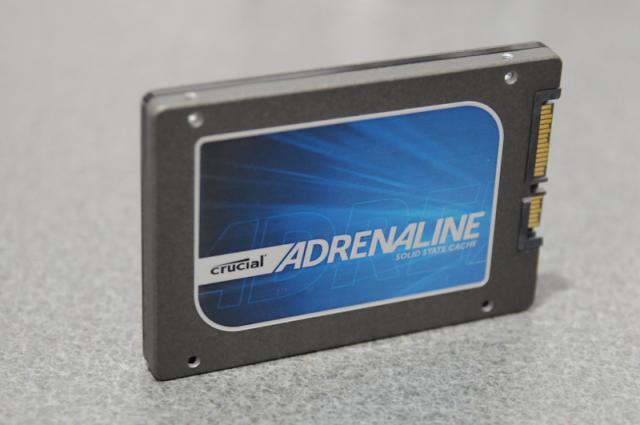 Crucial Adrenaline SSD Cache