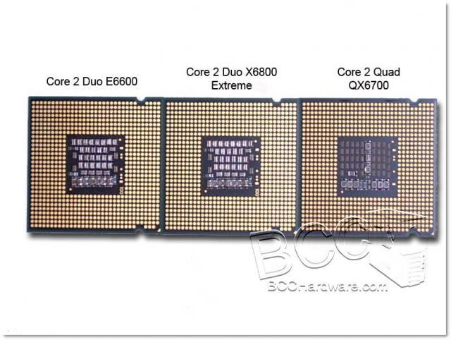 Processor Lineup - Bottom
