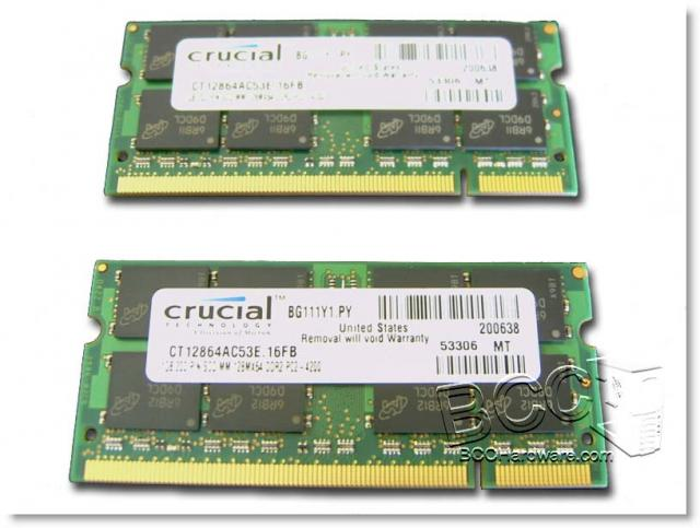 2GB of PC2-4300
