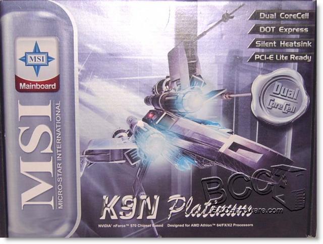 K9N Platinum Box