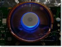 LED Fan - High