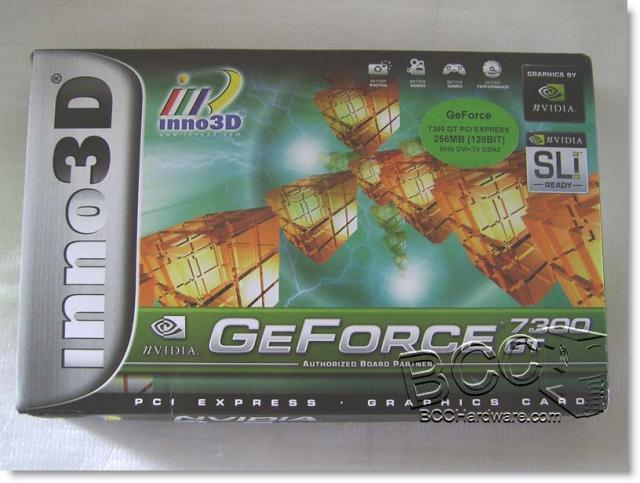7300GT Box