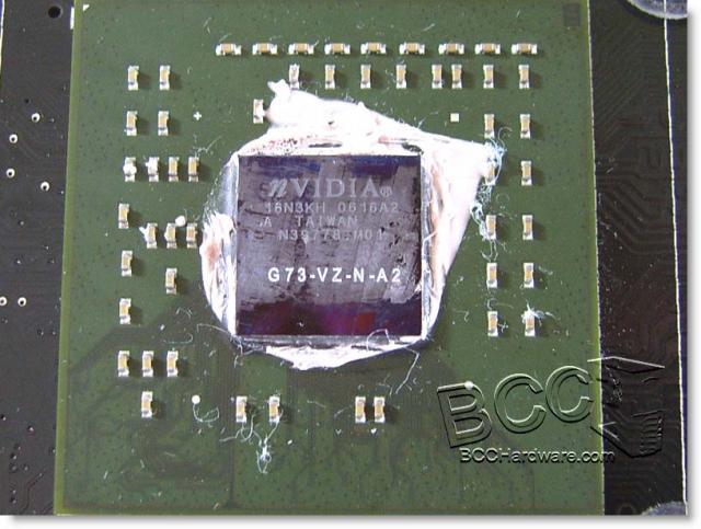 7300GT - GPU Core
