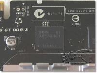 7300GT - Samsung DDR3