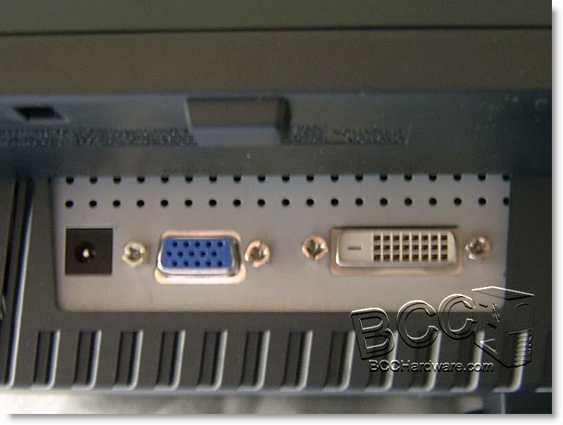 DVI + VGA