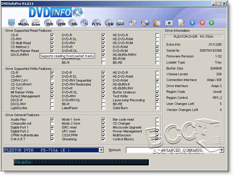 DVD Info Pro