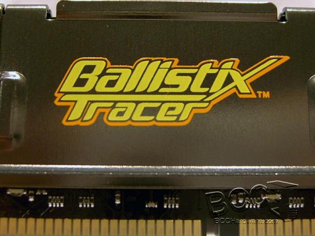 Ballistix Tracer