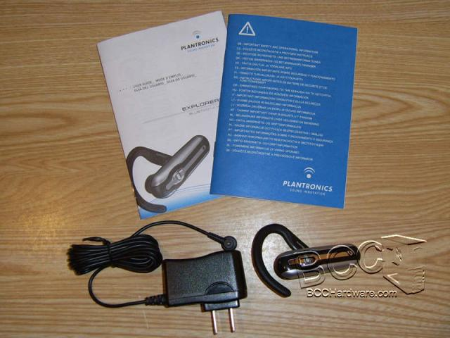 plantronics explorer 240 software