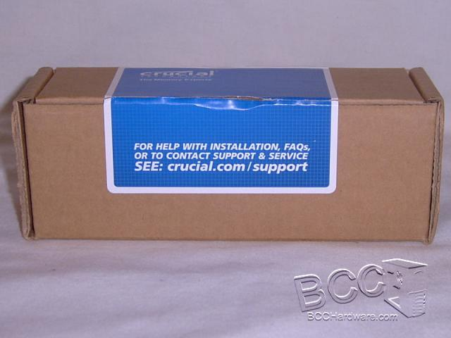 Package From Crucial