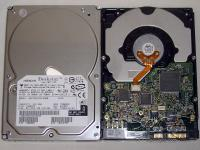 Top & Bottom View Of Drives