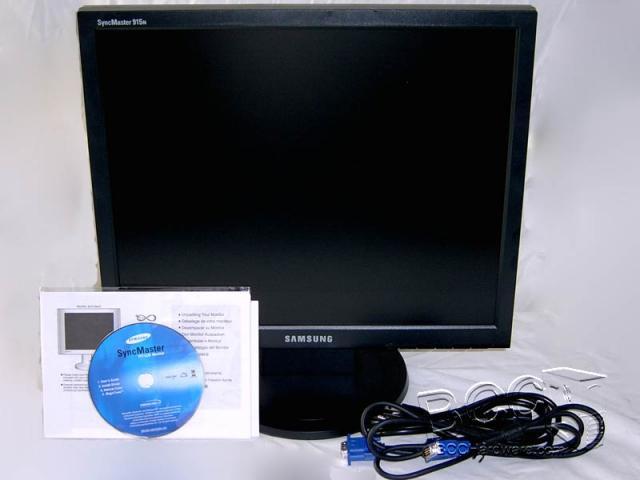 Samsung 915N - Front & Bundle