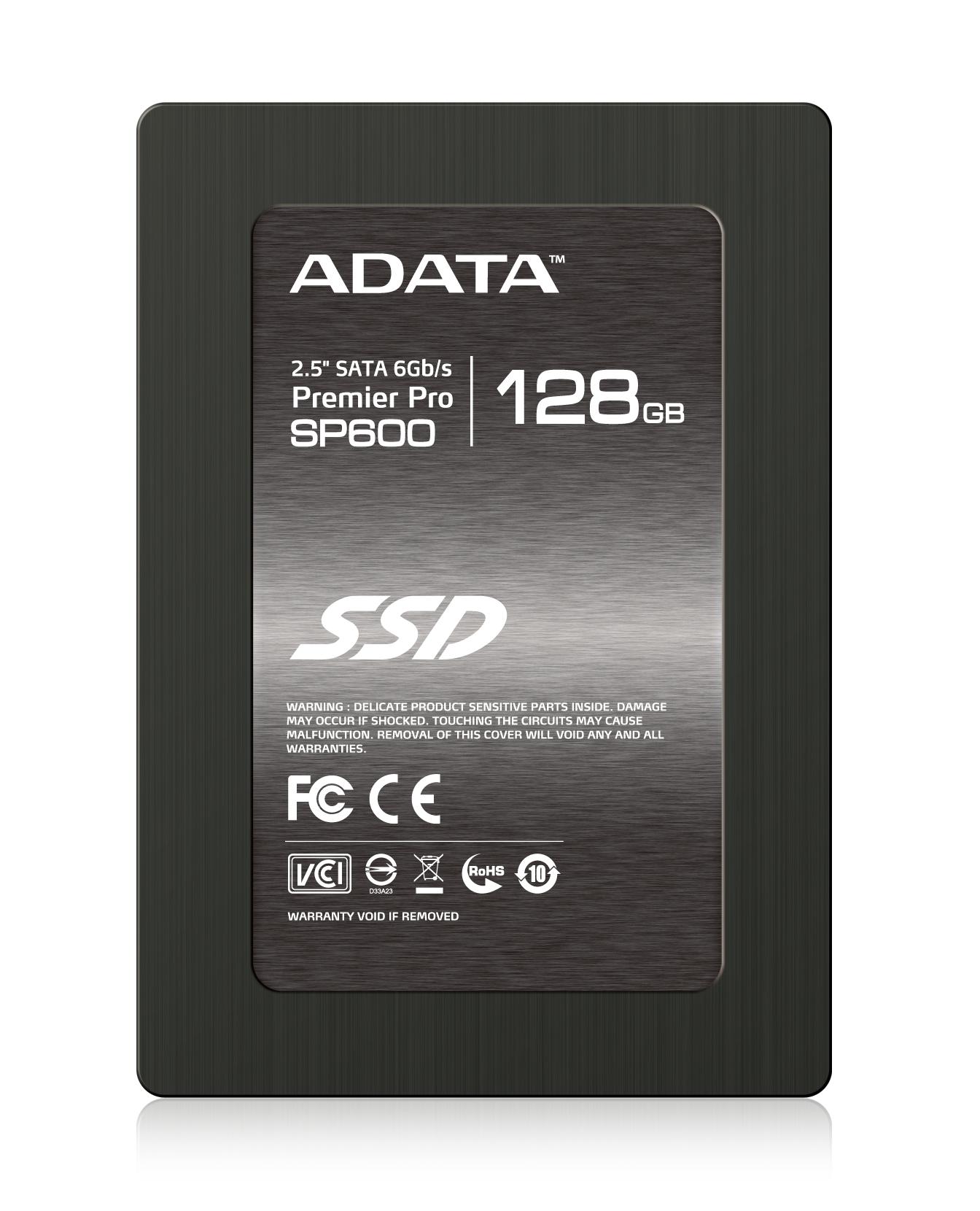 ADATA SP600 128GB