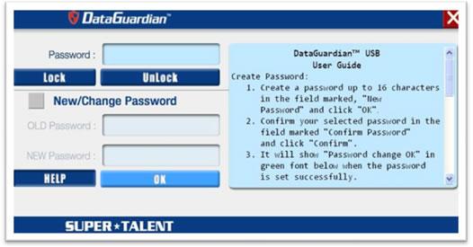 Data Guardian Software
