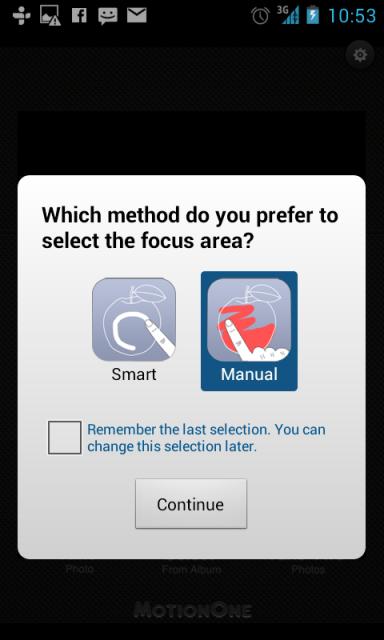 Smart / Manual