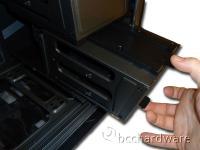 Remove HDD Bay