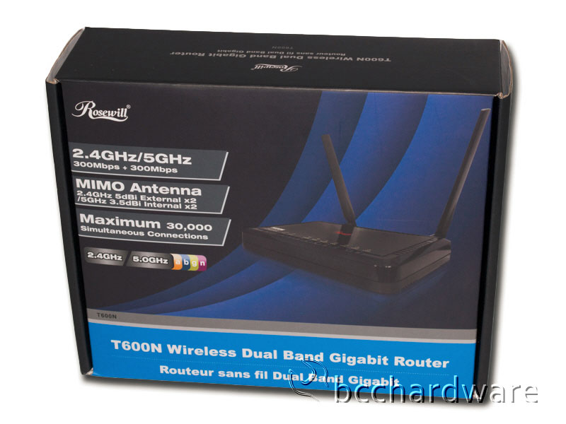 Router Box