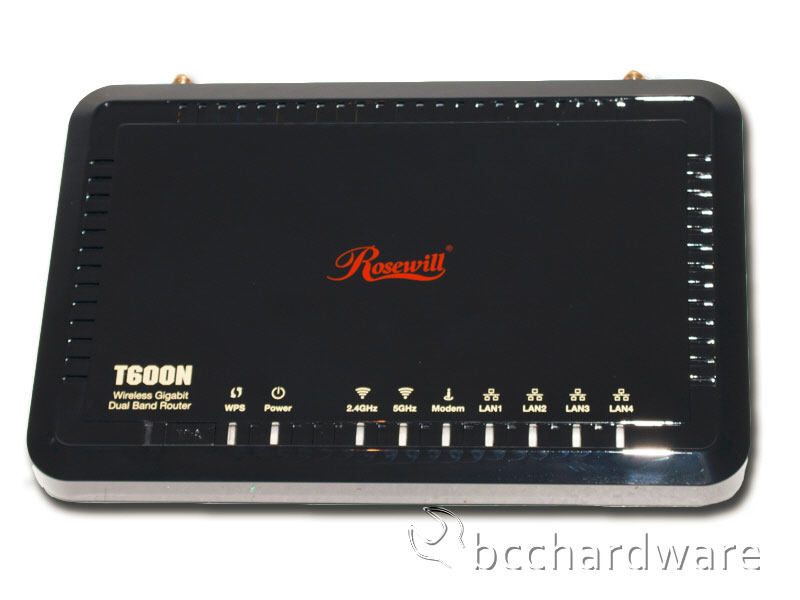 Router Top