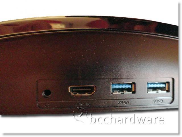 USB 3.0 & HDMI