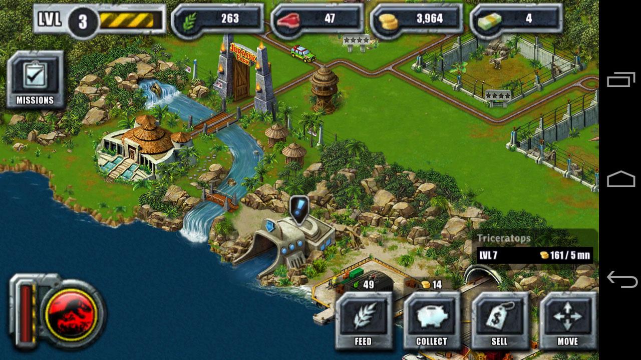 Jurassic Park Builder 1