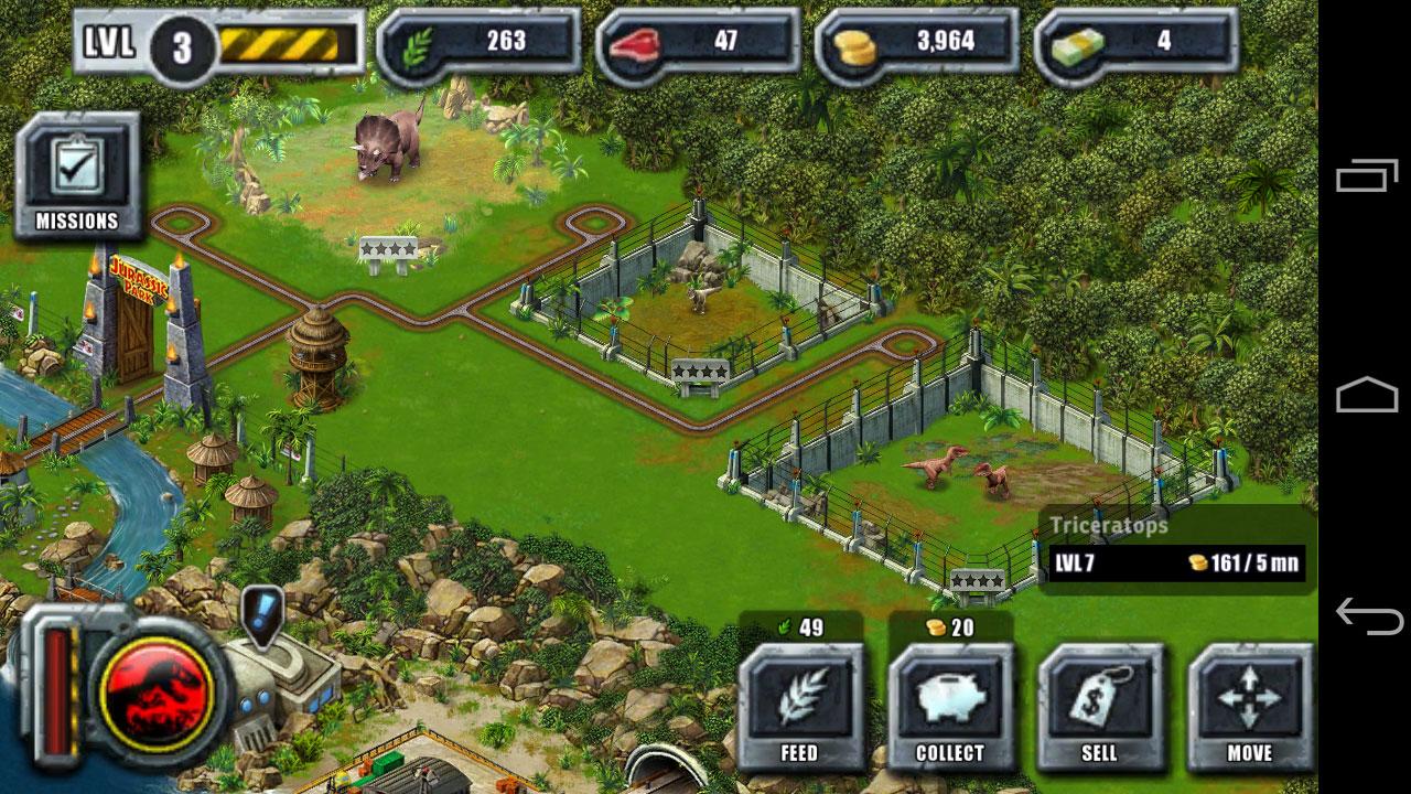Jurassic Park Builder 2