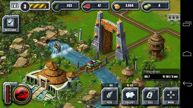 Jurassic Park Builder 4