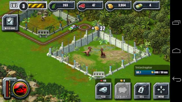 Jurassic Park Builder 5