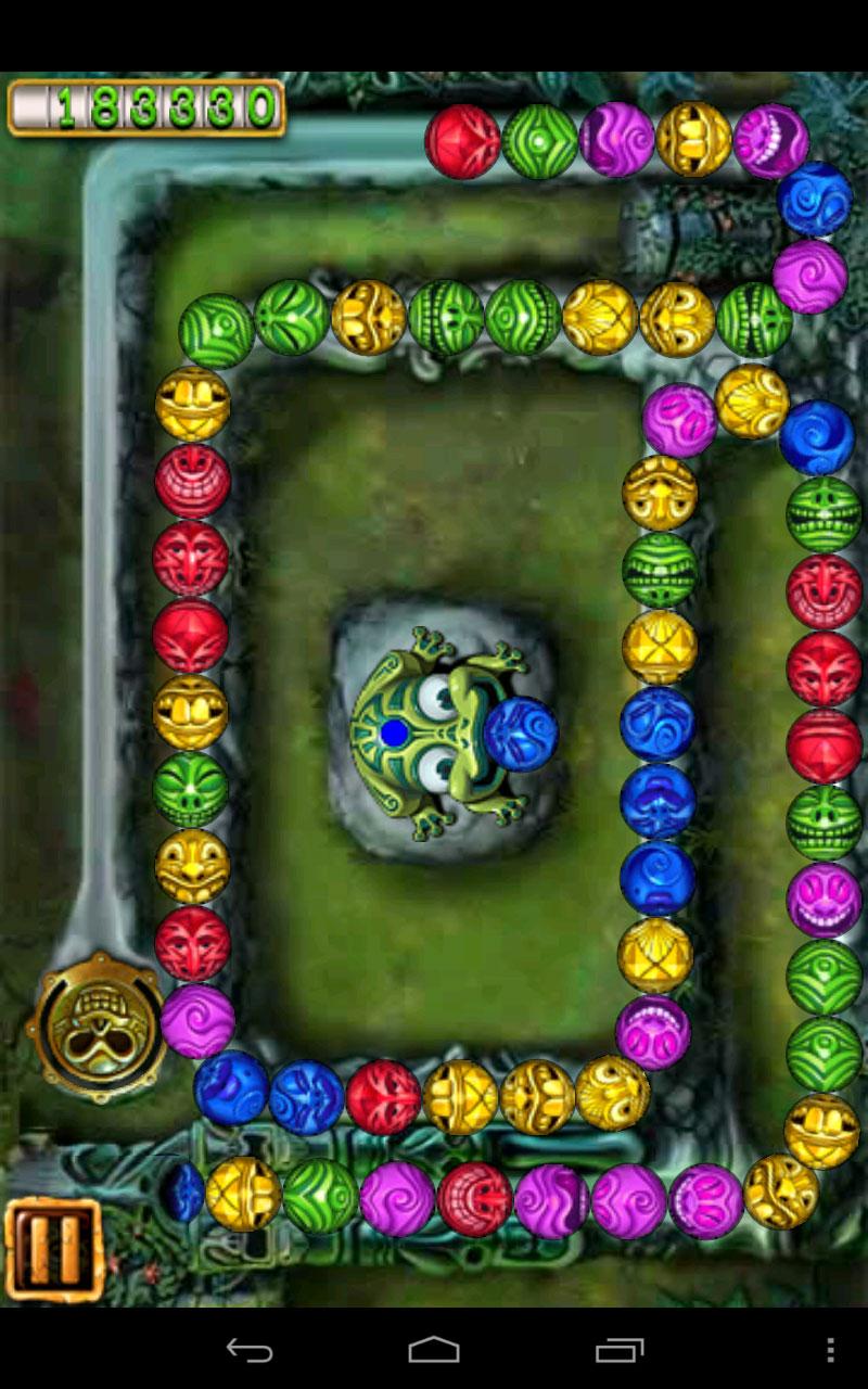 Скачать Monster Zuma на Андроид - Обзор игры