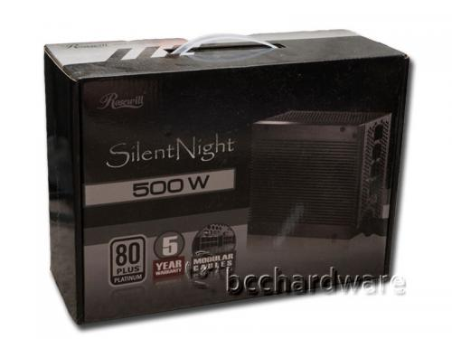 Silent Knight Box