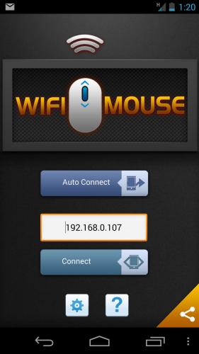 WiFi Mouse