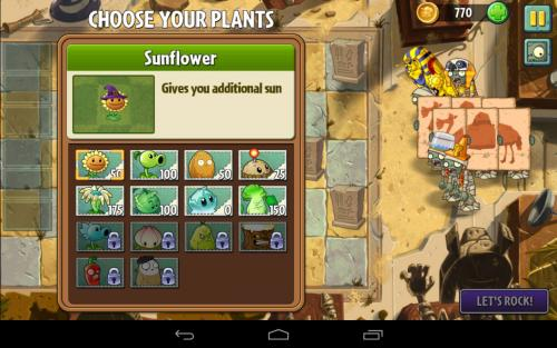 Choose Your Plants