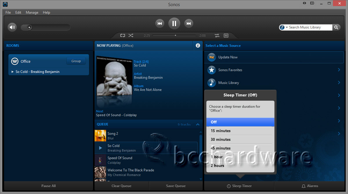 SONOS PLAY:1 Wireless Music System - PC Software and Setup