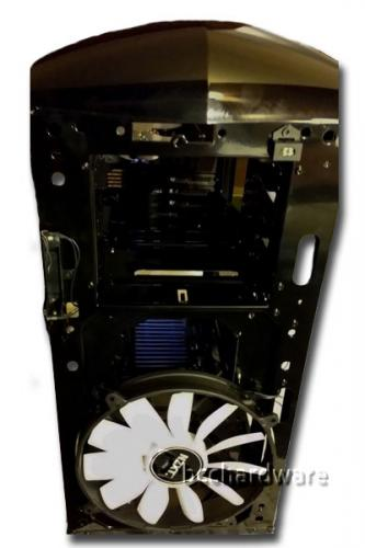 Front Bezel and Fan