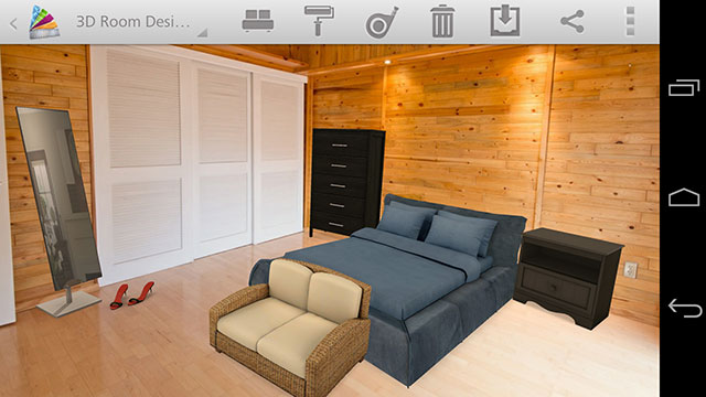 Android Pick Homestyler Interior