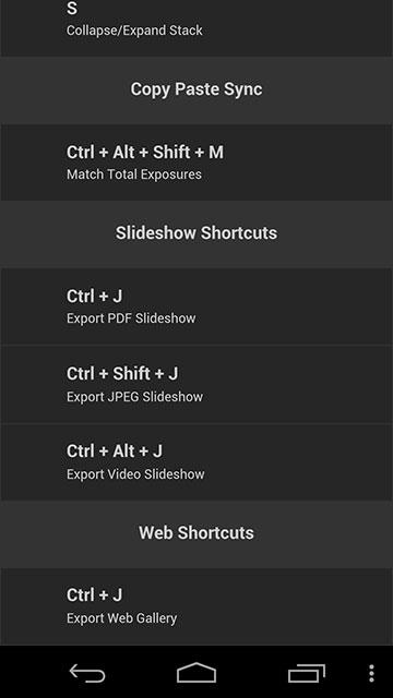 Shortcuts+ Copy / Paste