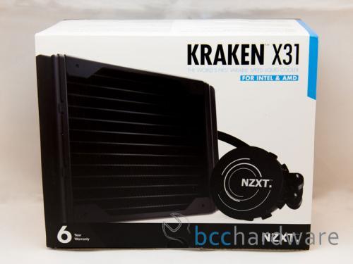 Kraken X31 Box