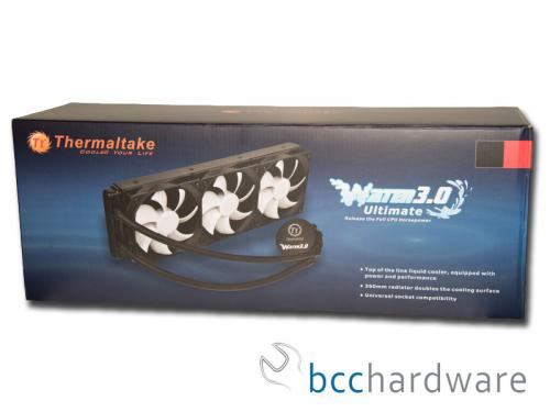 Thermaltake Water 3.0 Ultimate Box