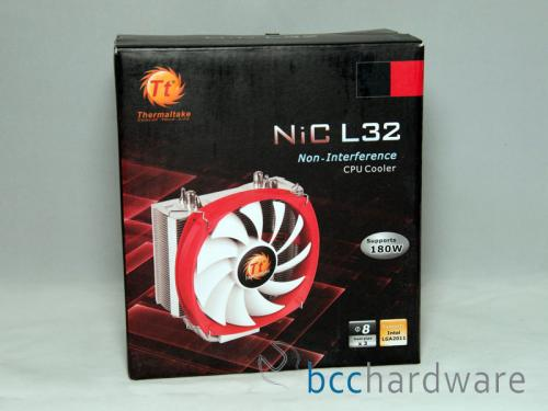 Thermaltake NiC L32 Box