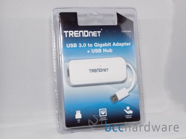 Trendnet TU3-ETGH3 Package