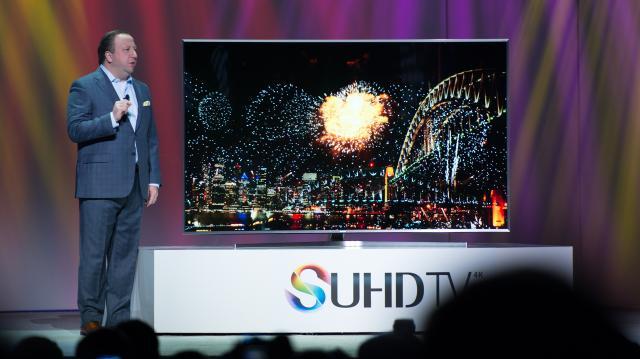 Super Ultra HD TV